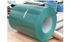 Wanzhi - Color Coated Steel Coil