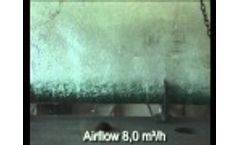 Tube Diffusers - SCN Tecnologie  Video