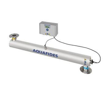 Aquafides - Model 1 AF400 T - UV-Disinfection Systems
