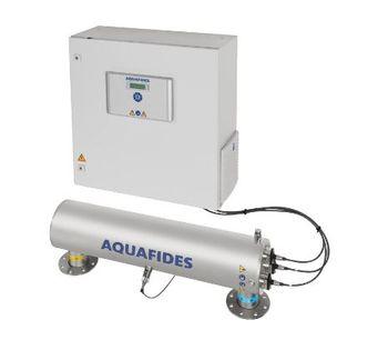 Aquafides - Model 3 AF300 T - UV-Disinfection Systems