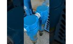Ozone Generator for Water, Air Disinfection, Removal of Odor, Food Preversation - Video