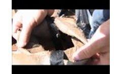 Flo-Water Pump-It Tube Dewatering Bag 20`x5` - Video