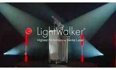 LightWalker: Hard and Soft-Tissue Dental Lasers - Video