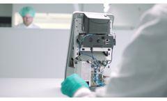 The ABL9 blood gas analyzer - Video