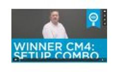Setting Up Combination Therapy Using the Winner EVO CM4 - Video