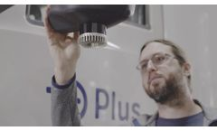 How Plus uses Ouster lidar for automated trucking - Video