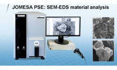 JOMESA - Model PSE - SEM-EDS Material Analysis