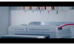 Introducing the REGENHU platform - the next revolution in bioprinting - Video