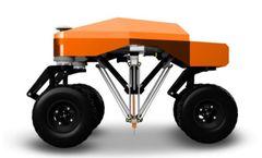 Model Dick - Prototype Weeding Robot
