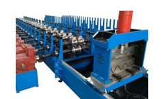 Co-Effort - Two Waves Highway Guardrail Roll Forming Machine