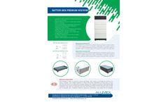 Allimex - Model BYD - Cobalt-Free Lithium-Iron Phosphate Battery- Brochure