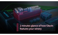 2 minutes glance of how Olavin features your winery - Video