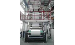 Xinfu - 1/2/3 Layer Co-Extrusion Packaging Film Blowing Machine