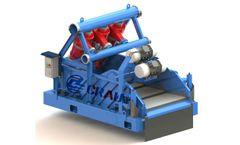 Craun - Drilling Fluid Desander