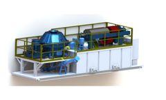 Craun - Model OBM - Oil-based Waste Mud Treatment System