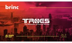 TROES - Brinc Spring `20 Greater Bay Area Energy & Industrial IoT Accelerator Program - Video