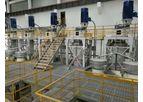 SBM - Model LXMC - Wet Stirring Mill for Ultra Fine Powder Grinding