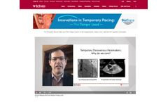 """TCTMD Webinar: """"Innovations In Temporary Pacing: The Tempo Lead"""""""