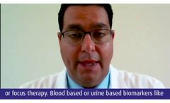 Dr. Yaacoub discusses how biomarker tests can help stratify patients at risk for CSPCa. - Video