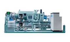 ERMA FIRST FIT - Model BTWS - Ballast Water Treatment Systems