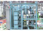 EMK - Model BWTS - Ballast Water Treatment System