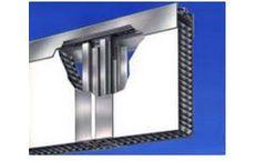 Fabline - Model 2000 - Framed Cleanroom Walls System