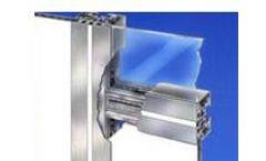 Fabline - Model 500 - Framed Cleanroom Walls System