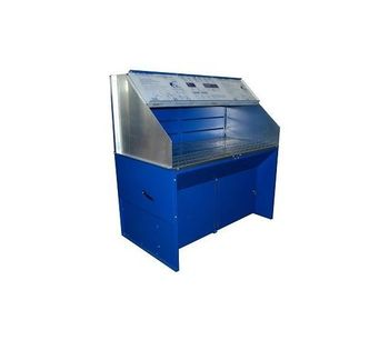 Planco - Model BK Series - Intensive Use/ Automatic Cleaning System