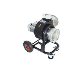 Model JMC Series - Industrial Portable Extractors
