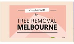 Tree Removal Melbourne - The Complete Guide ...that will save you hundreds!- Video