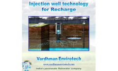 RechargeRain - Injection Recharge Well Technology for Loose Area- Brochure