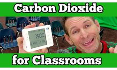 Carbon Dioxide Monitor for Classrooms & Schools - Video