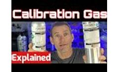 What is Calibration Gas?- Video