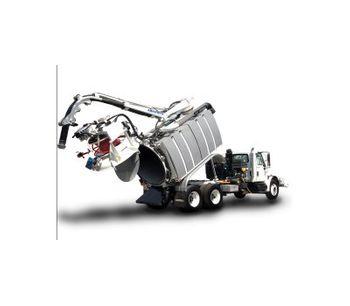 Aquatech - Model Jet/Vac Series - Sewer Cleaning Trucks