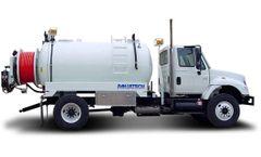 Aquatech - Model SJR - Truck-Mounted Watter Jetter