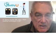 Dr. Nelson Schiller`s Testimonial about HealthyU. - Video