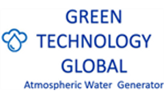 Green Technology Global Announces Release of 4th Generation Atmospheric Water Generators That Produce Fresh Drinking Water from Air Daily
