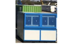 Green-Technology - Model 264 Gal/1000 Liters - Multi-Stage Filtration System
