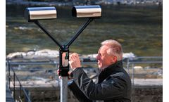Water monitoring technology for meteorology industry
