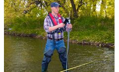 Water monitoring technology for surface water