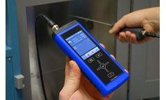 Meteorological sensors for industrial monitoring