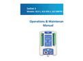 Satlink 3 Models - SL3-1, SL3-SDI-1, SL3-XMTR-1 - Manual