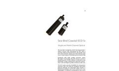 Sea-Bird Scientific ECO FL - Brochure