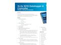 Sutron XLite Data Logger Product Sheet