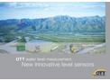 OTT Water Level Measurement - Brochure