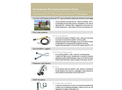 Sensor Selection Guide Groundwater - Technical Note