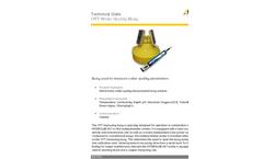 OTT - Water Quality Buoy - Technical Data