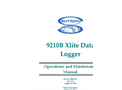 9210B Xlite Data Logger - Manual