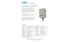 Adcon - Model BP1 - Barometric Pressure Sensor - Brochure