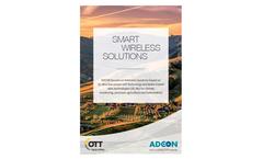 Adcon - Smart Wireless System Solution - Brochure
